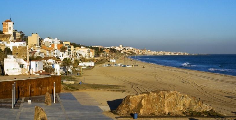 Spiaggia di Montgat