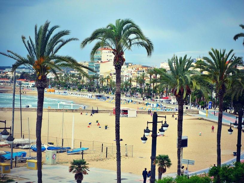 Spiaggia di Sitges