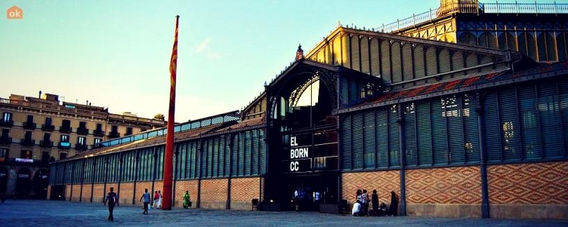 Centro cultural Borne utsidan