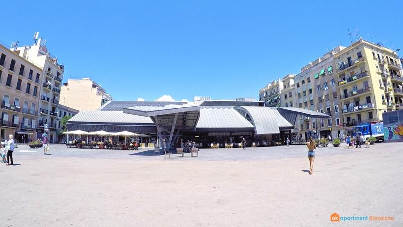 Square la Barceloneta