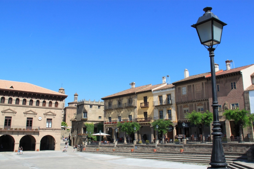 Kino w Poble Espanyol