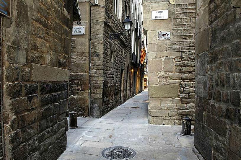 Barrio El Call Barcelona