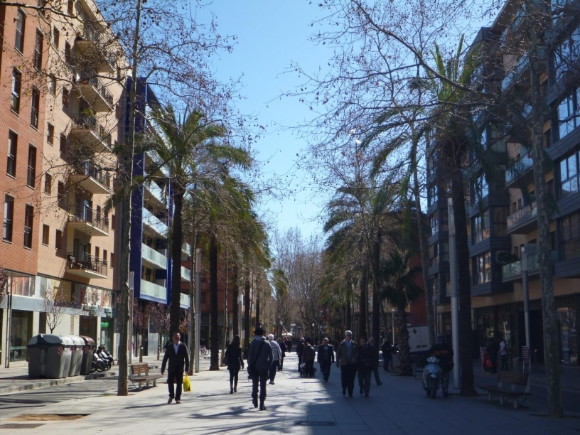Побленоу Барселона