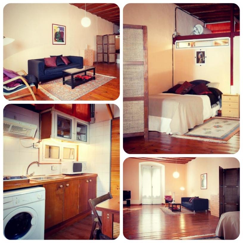 Апартаменты Rambla Drassanes