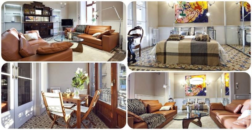 Rambla Gallery I - Lägenhet för grupper av chefer