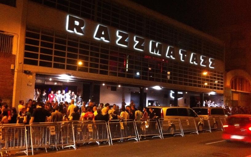 Razzmatazz Барселона