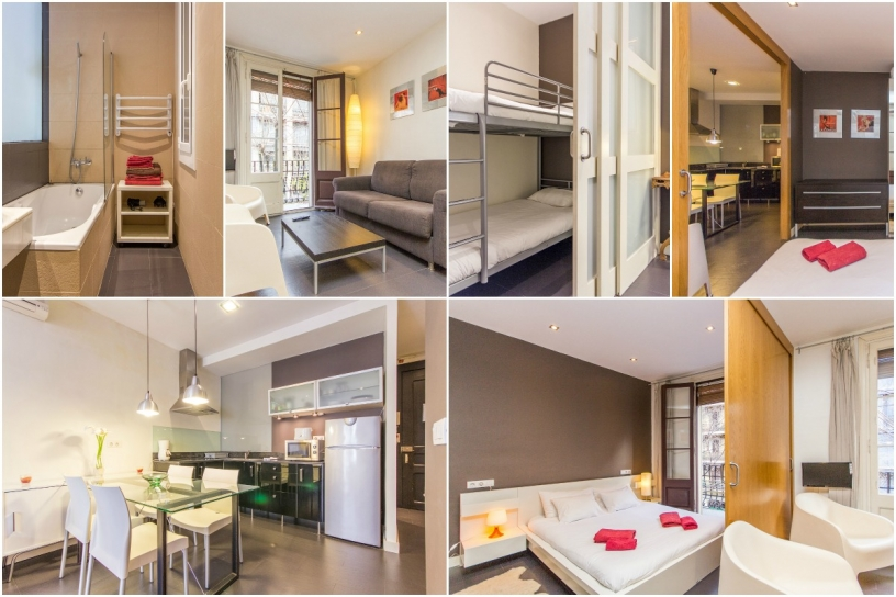 Apartamentos baratos en barcelona