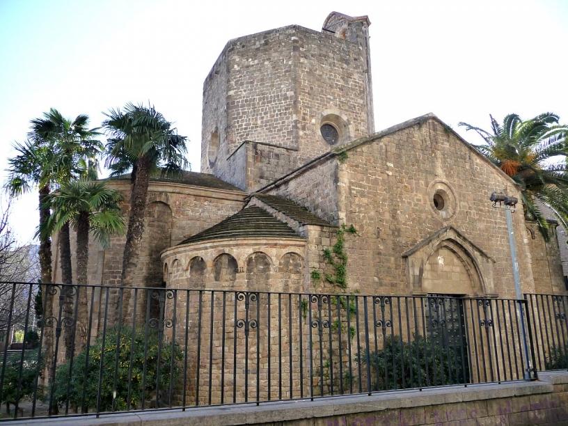 Sant Pau del Camp Barcelona