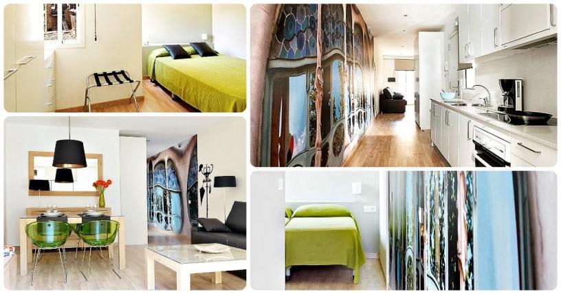 Santa Anna Catalunya 1-1 es un apartamento en el centro de Barcelona ideal para turistas