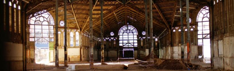 Il Mercato di Sant Antoni è chiuso temporaneamente