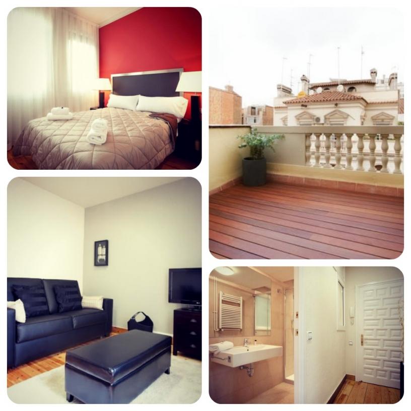 Apartamento Laforja Sarrià II