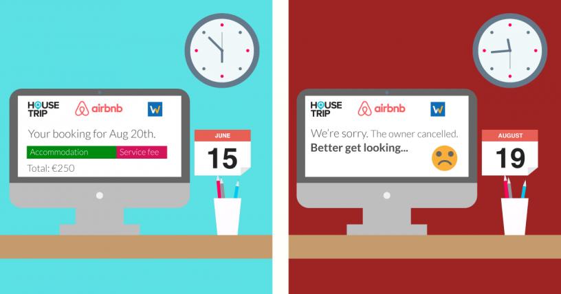 servicio cliente airnbn