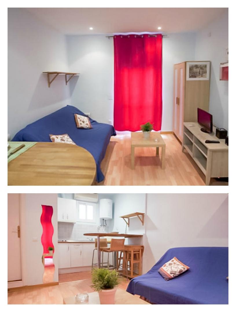 квартиры для студентов Simo Sagrada Familia