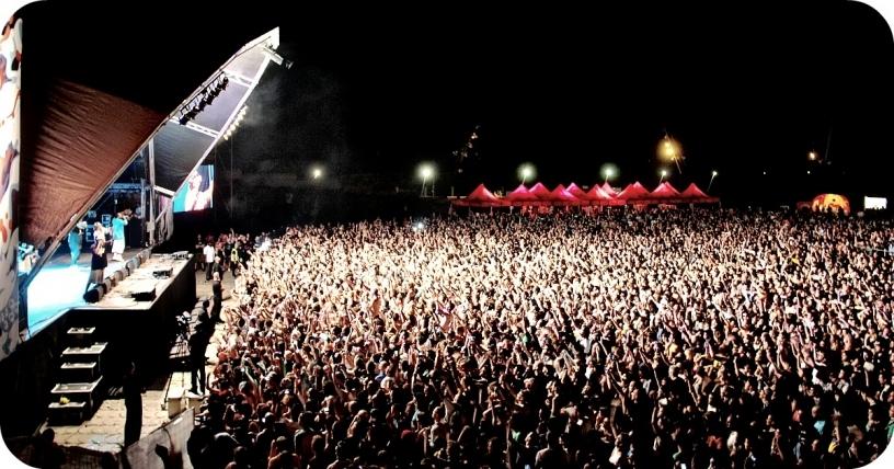 Barcelona Festivals Cruilla