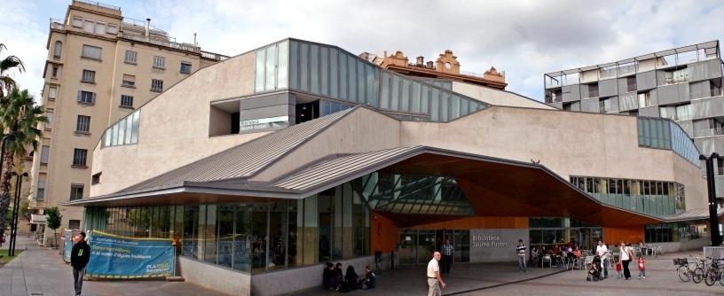 Bibliothèque Jaume Fuster