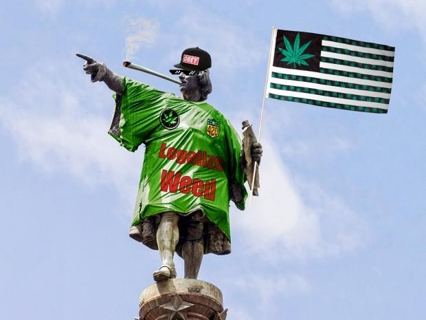 Colomb Marijuana