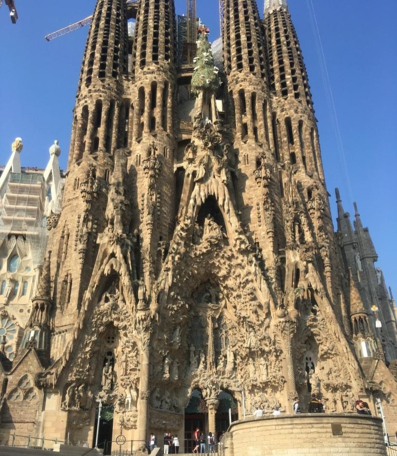 Torens Sagrada Familia