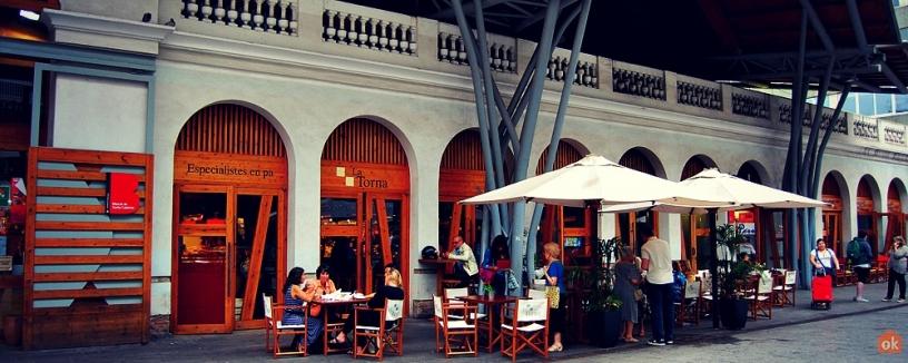 Santa Caterina Markt Bar