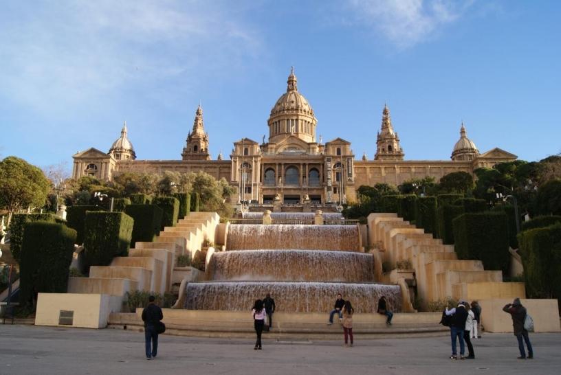 MNAC Барселона