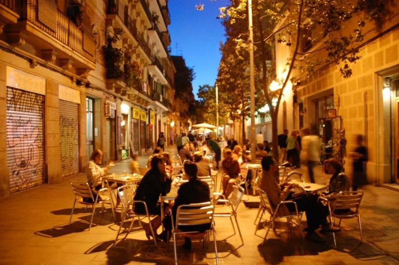 Poblesec Barcelona