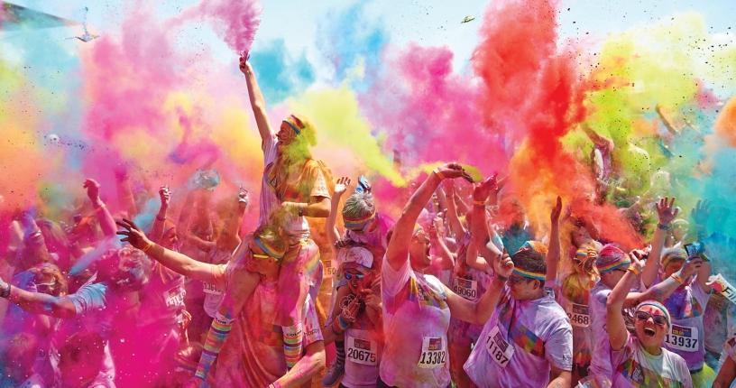 Color Run Barcelona 2017