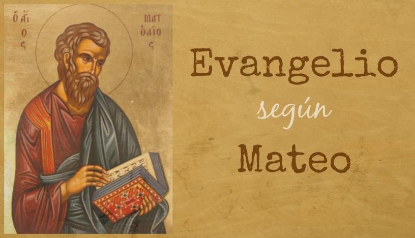Évangile de Saint Matthieu