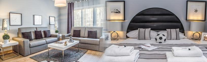 Квартира Travessera Барселона