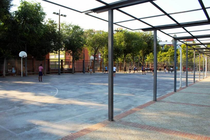 Parc Trinitat calcio