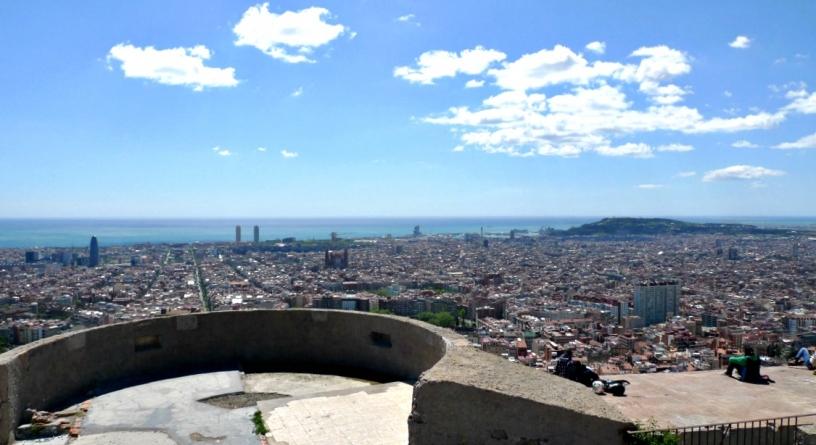 Turo de la Rovira Barcelone