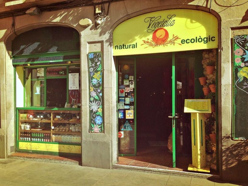 Vegetalia Барселона