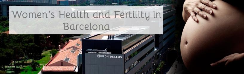 Reproducción asistida en Barcelona
