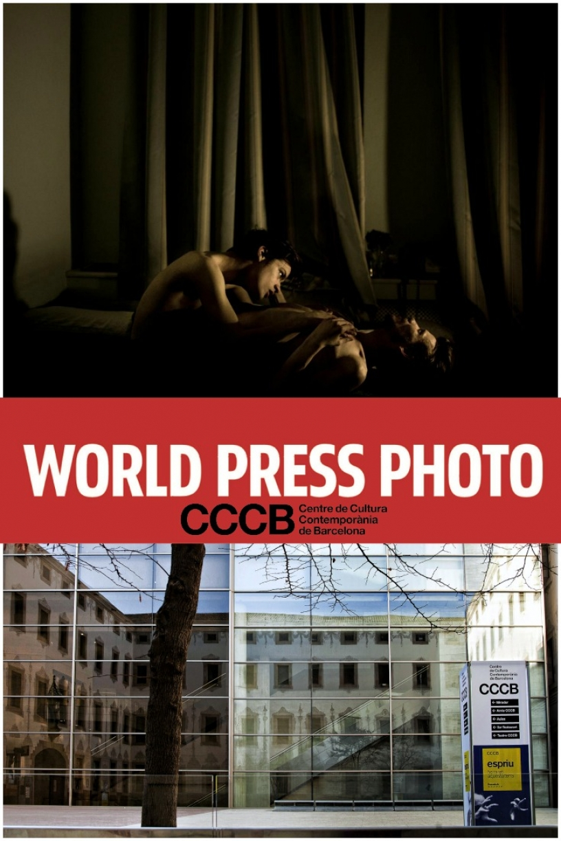 Provocative images at World Press Photo Exhibition Barcelona