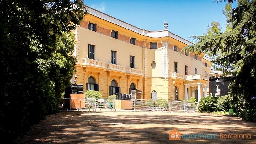 Palau Reial les corts