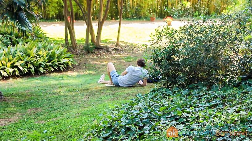 Park Pedralbes