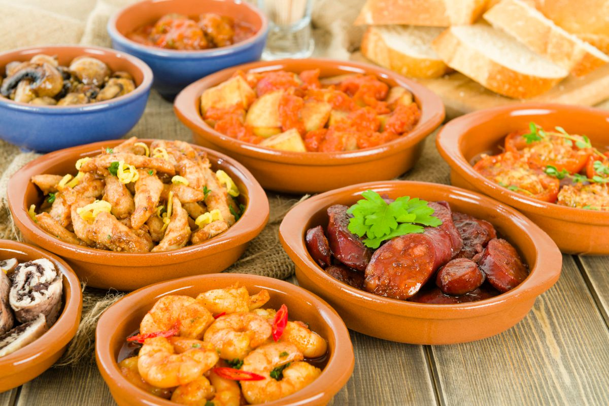 Is Food Free In Tapas Bars