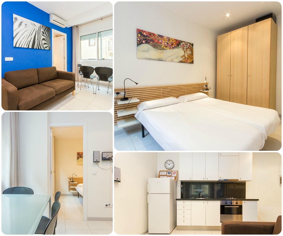 I migliori appartamenti vicino alle spiagge di barcellona for Case vacanza barceloneta