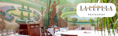 Ресторан Cúpula скидка