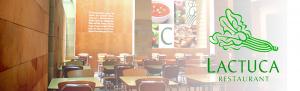 Lactuca Restaurant: descuento en el menú