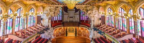 Visita guidata al Palau de la Musica Catalana