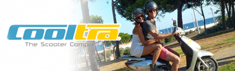 Cooltra Motos Rent a Scooter: Discount on renting a scooter