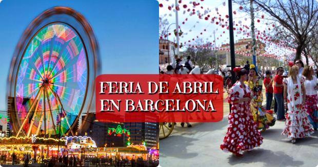 Preparatevi a ballare flamenco nella fiera di primavera di for Dove dormire a barcellona centro