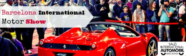 Internationale Automobilausstellung von Barcelona