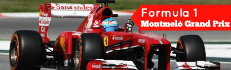 Formuła 1 - Grand Prix w Katalonii