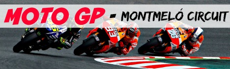 Moto GP 2018 - Circuito de Cataluña