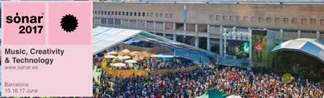 Festival Sónar 2017