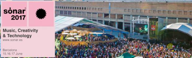 Музыкальный фестиваль Sónar 2017