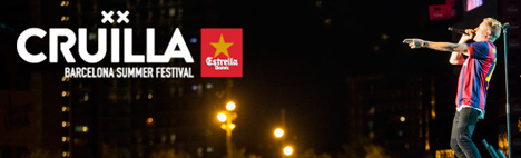 Festival Cruïlla 2016  à Barcelone!