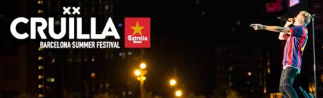Фестиваль Cruïlla Барселона