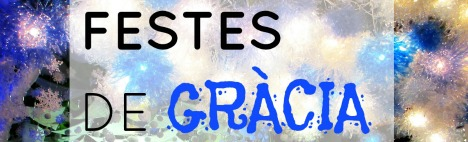 Fiestas de Gracia 2016