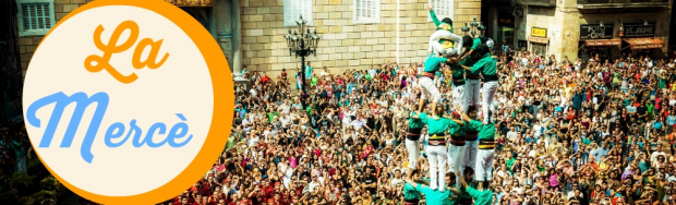 La Mercè w Barcelonie
